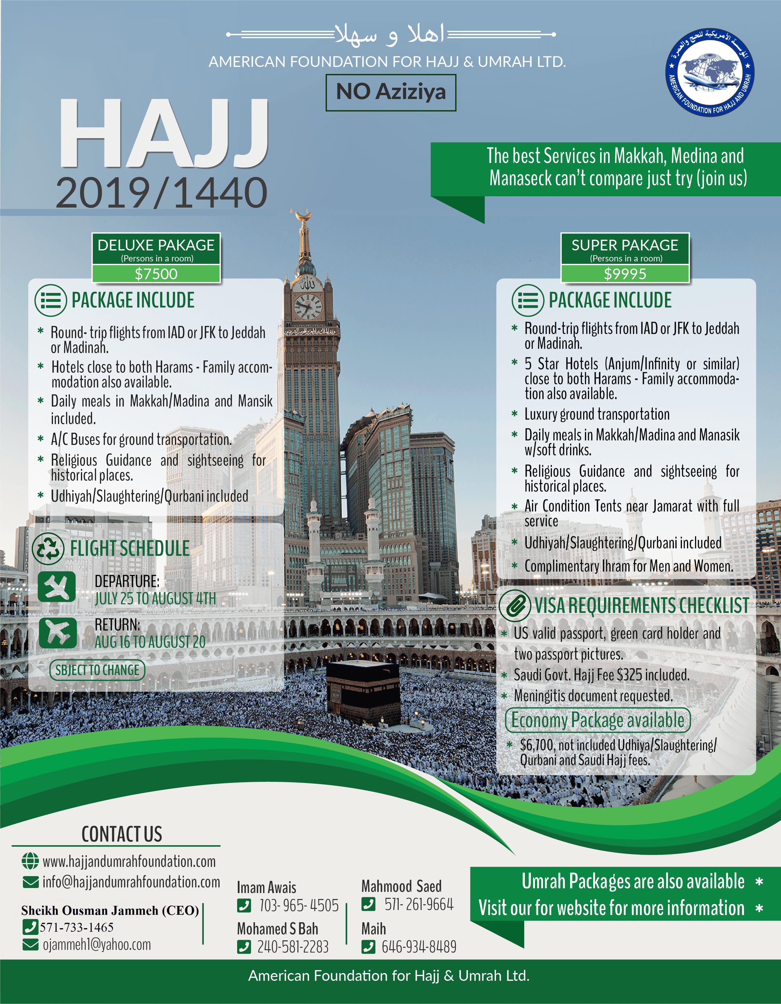 About – Hajj
